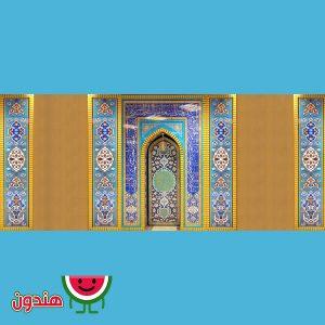 دانلود تکسچر محراب مسجد