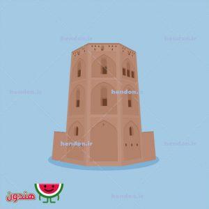 وکتور برج خورموج